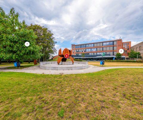 Eerste beeld KU Leuven Technologiecampus