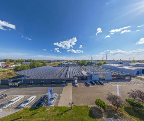 Futech aerial Panorama